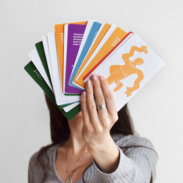 Karty emocí