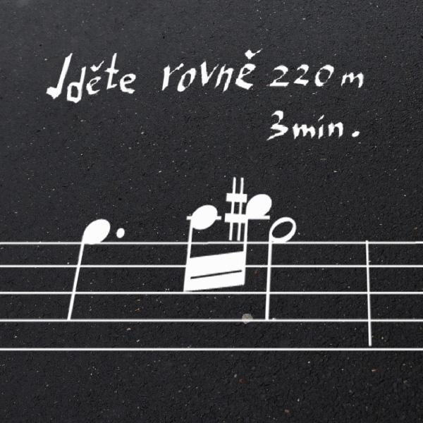 Následuj hudbu