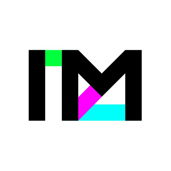 Interaktivní média – vizuál a logotyp