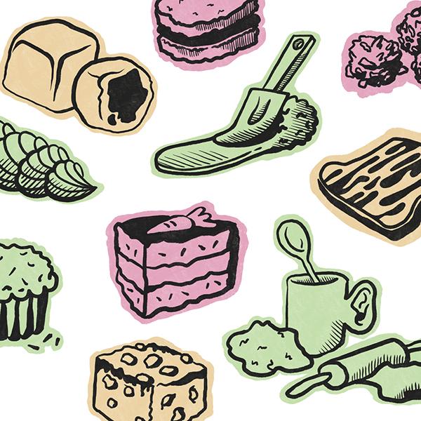Aplikace pro milovníky pečení a domácí cukrařiny